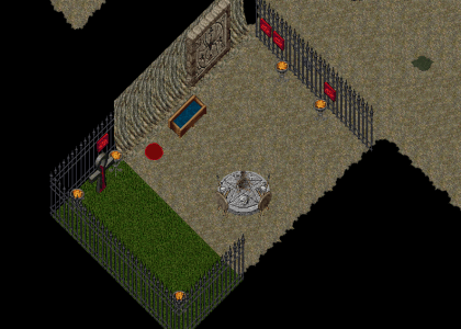Newbie Dungeon in Ultima Online